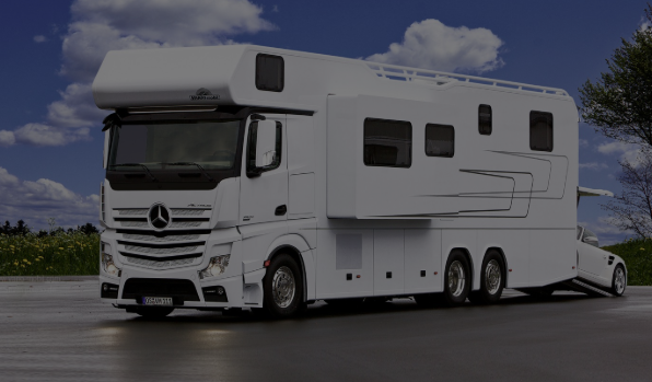 Motor Homes:  Perfect for Retirees