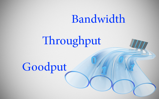 11: Physical layer - what is bandwidth, throughput, and