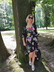 Wrześniowa sukienka :)