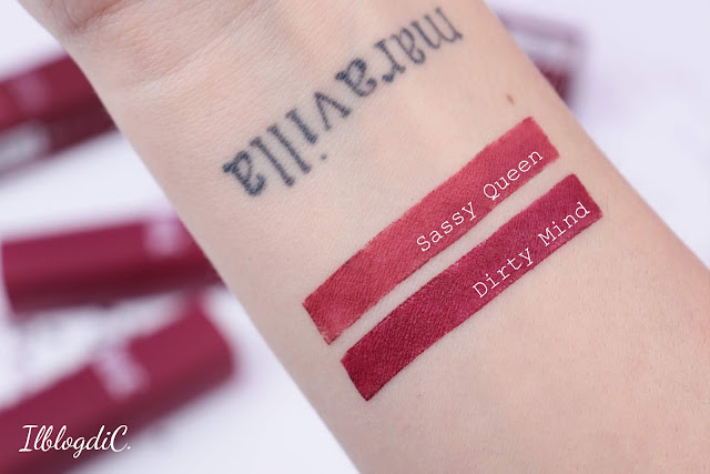 Swatches rossetti Mulac