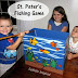 St Peter's Fishing Game {Free Patterns}