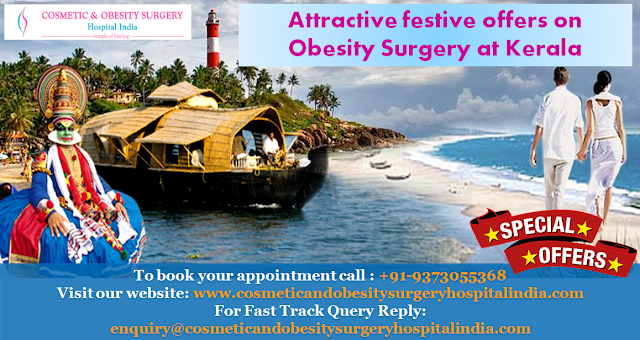 Affordable Obesity surgery in Kerala