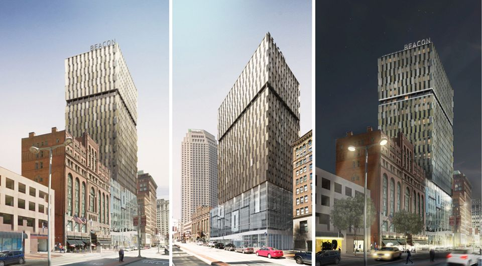 NEOtrans: Busy month: 3 big downtown Cleveland projects?