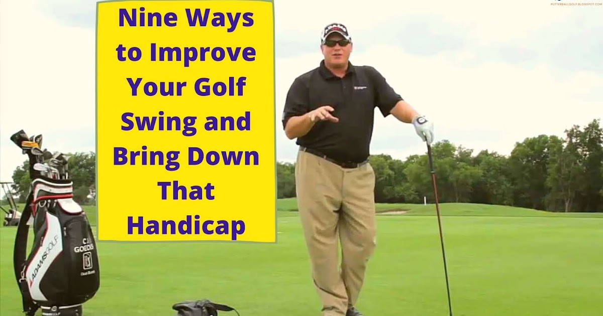 Charles Bailey – The Best Tips For Your Golf Swing