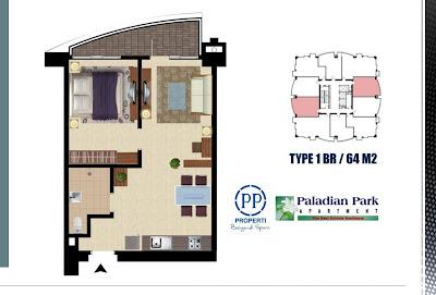 Paladian Park Apartment