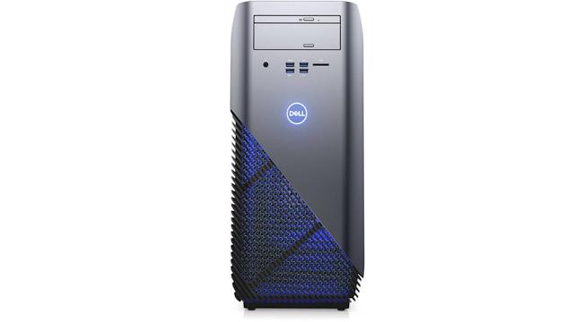 Spesifikasi Dell Inspiron Gamming Dekstop  I5675A933BLU