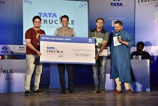 TCCQ 2019- Jaipur regional finals