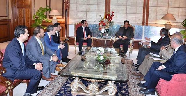 Coca-Cola's delegation calls on PM, reaffirms investment plans
