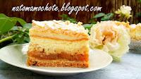 https://natomamochote.blogspot.com/2019/07/sernikolotka-szarlotko-sernik.html