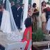 Barraco! Mulher invade casamento e diz que está grávida do noivo; veja o vídeo