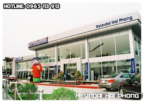 Hyundai oto tại Hải Phòng