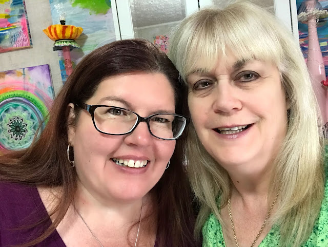 Alice Hendon, Watercolor Wonder with Artist Robin Mead