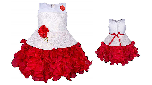 4a4fac6f0 Best Frock For Baby Girl - Art Meets Fashion