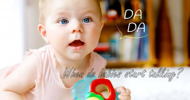 The Steps of When do Babies Start Talking