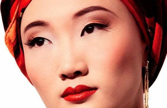Porque os asiáticos tem os olhos puxados?
