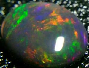 tanda black opal mulai jadi