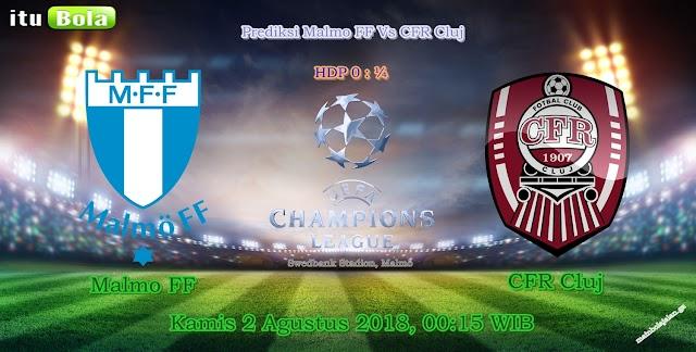 Prediksi Malmo FF Vs CFR Cluj - ituBola
