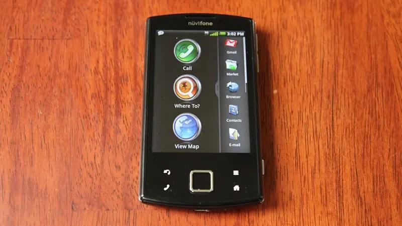 Garmin-Asus Phone