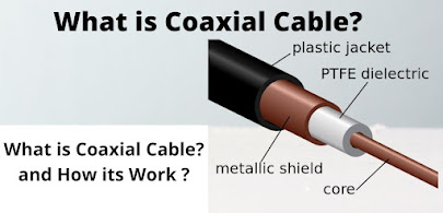 What is Coaxial Cable and Uses of Coaxial Cable