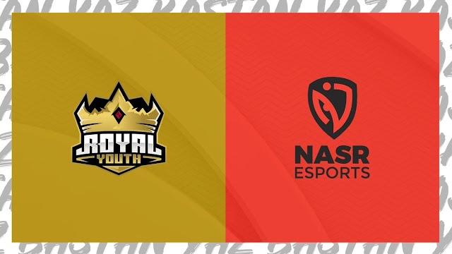 NASR E-spor Şampiyonluk Liginde
