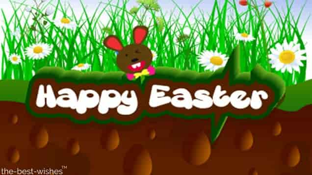 have a happy easter wishes
