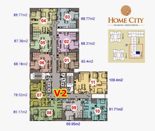 Chung Cư Home City