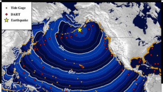 7.5 magnitude earthquake shakes Alaska's Sand Point, National Tsunami Warning Center issues warning