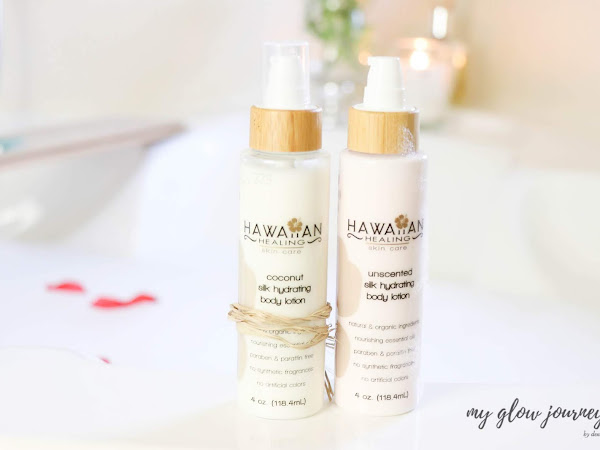 Hawaiian Healing Silk Hydrating Body Lotion Review