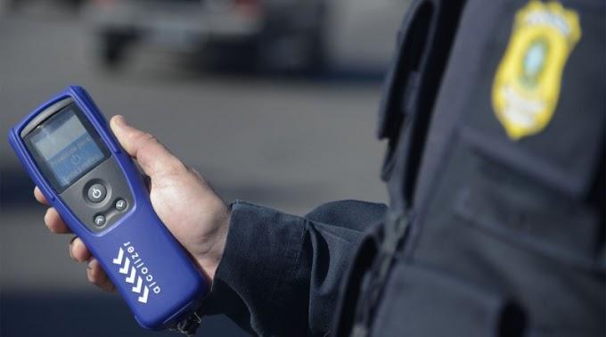 PRF prende homem por embriaguez ao volante em Mossoró/RN