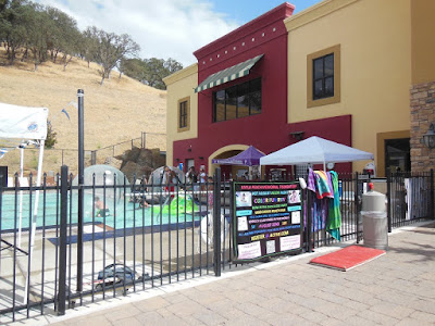 Pool at Kennedy Fitness, Paso Robles