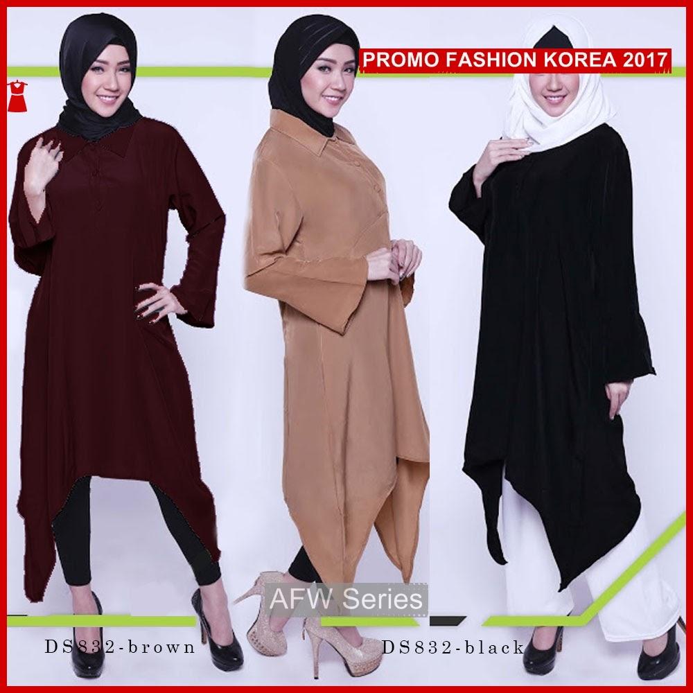 BAMFGW142 LIMITED Tunic Hijab Wanita PROMO BMG