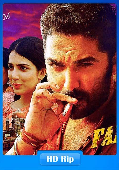 Falaknuma Das 2019 Telugu 720p HDRip ESub x264 | 480p 300MB | 100MB HEVC Poster