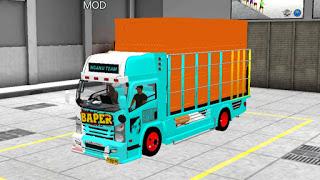 ISUZU NMR71, Model Truk Bus Simulator Indonesia!