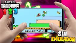 Super Mario Bros 1, 2 y 3 Sin Emulador Para Teléfonos Android (Apk)