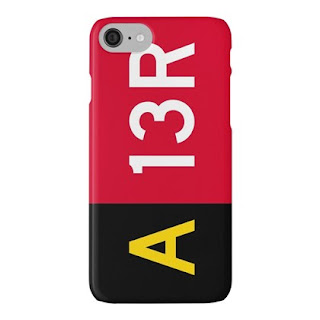 Holding Point Sign iPhone case