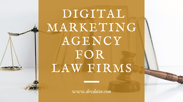 Digital Marketing Agency for Law Firms