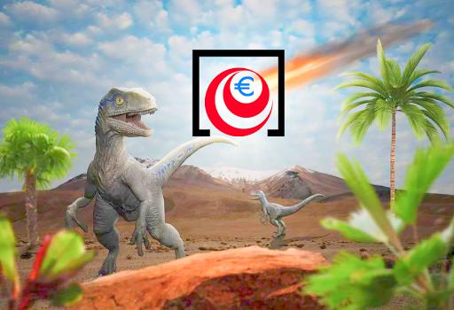 Extinción de los dinosaurios vs Euromillones