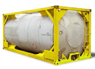 Tank Konteyner (Resim: https://www.cst-container.com/TankContainer.html)