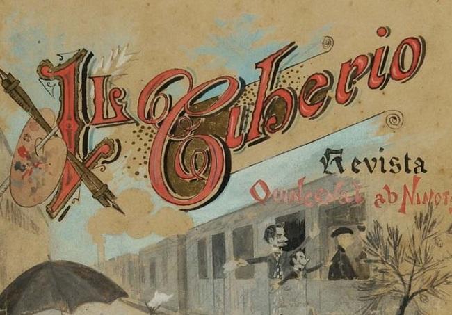 Il Tiberio: un zine en la Barcelona postmoderna