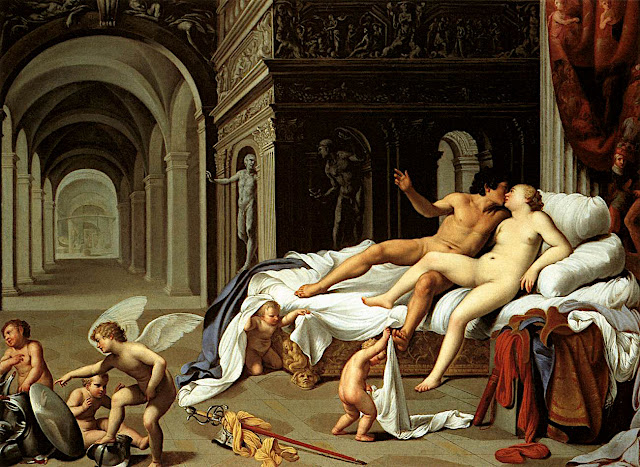 Carlo Saraceni: Venere e Marte