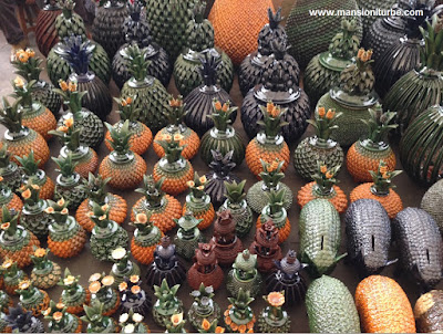 Handicrafts Items form San José de Gracia Michoacán