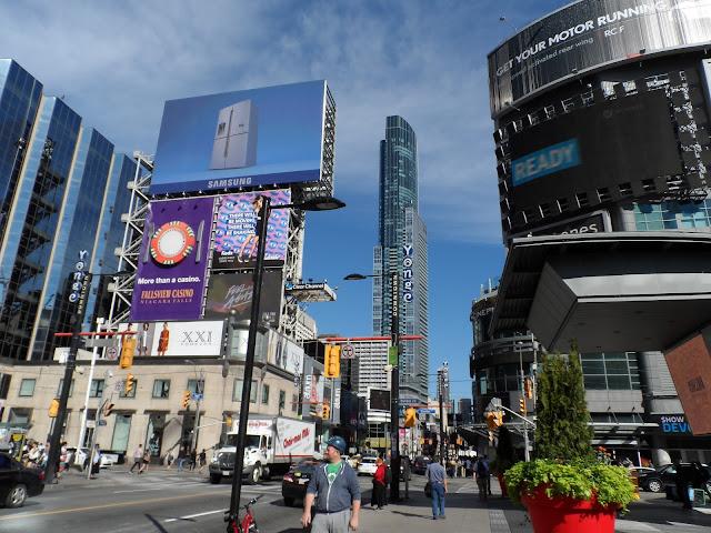 Yonge st. Toronto