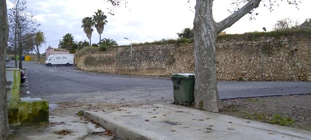Caracterísques de l'àrea d'autocaravanes del Catllar