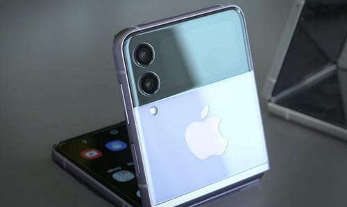 Is Apple turning the iPhone mini into a foldable phone?