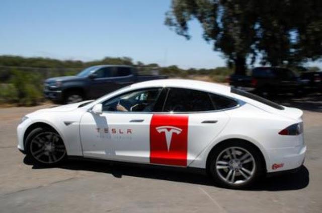 Raksasa Mobil Dunia Bangun Pabrik Baterai untuk Kalahkan Tesla