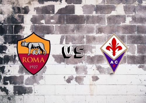 Roma vs Fiorentina  Resumen