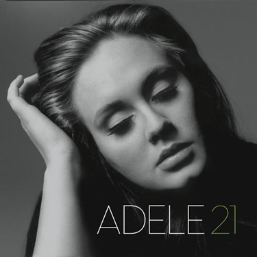 CD CD 21 – Adele (2011)