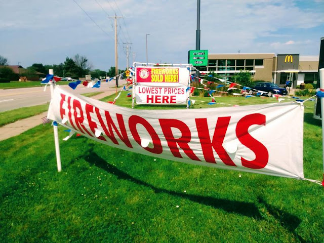 Best Legal Fireworks, Right Here in Metamora, Metamora Herald