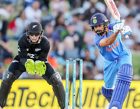 India Clinch the Series With 2 Matches to Spare Against New Zealand