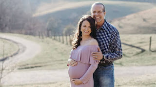 Morgan And Kyle Ready To Welcome Their First Child